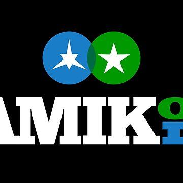 Amikoj/i - Friends in Esperanto and Ido by jonizaak