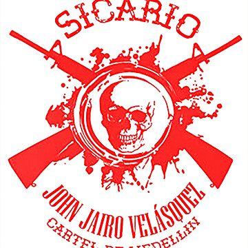 good sicario john jairo velasquez by curtalen1