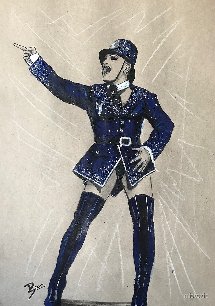 Kinky Boots Police Angel by mistoxic