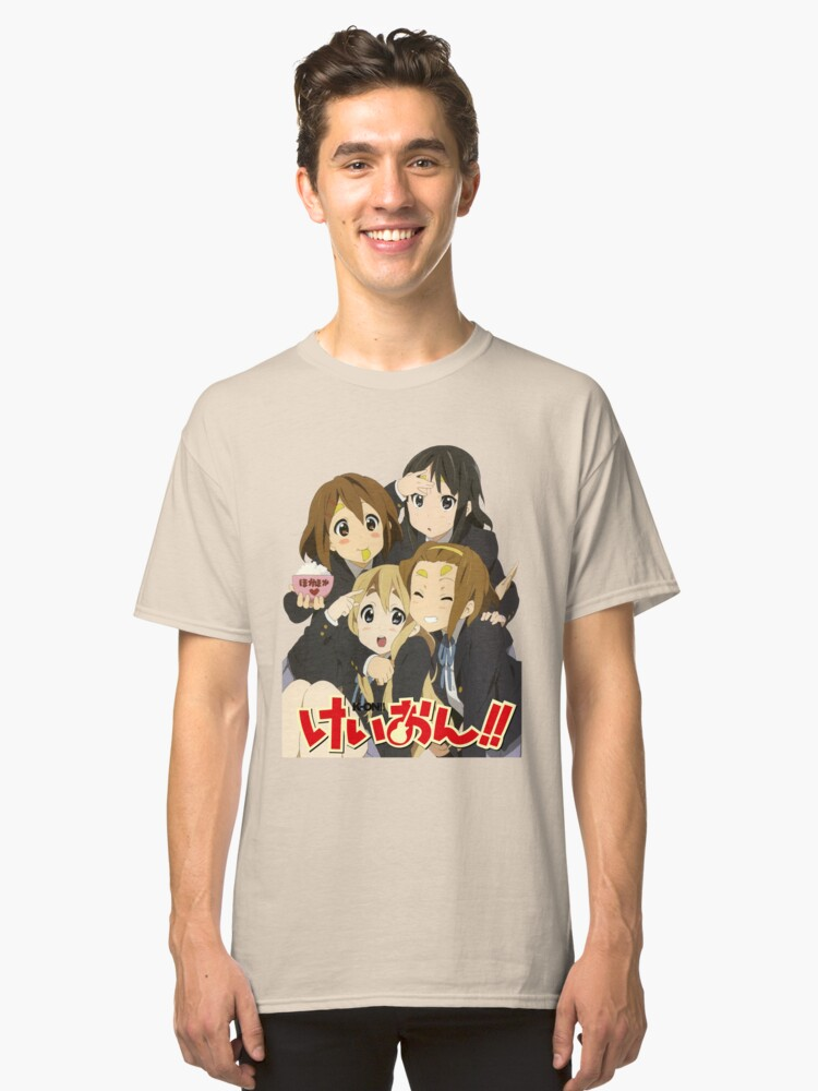 K-ON GRILLS Classic T-Shirt Front