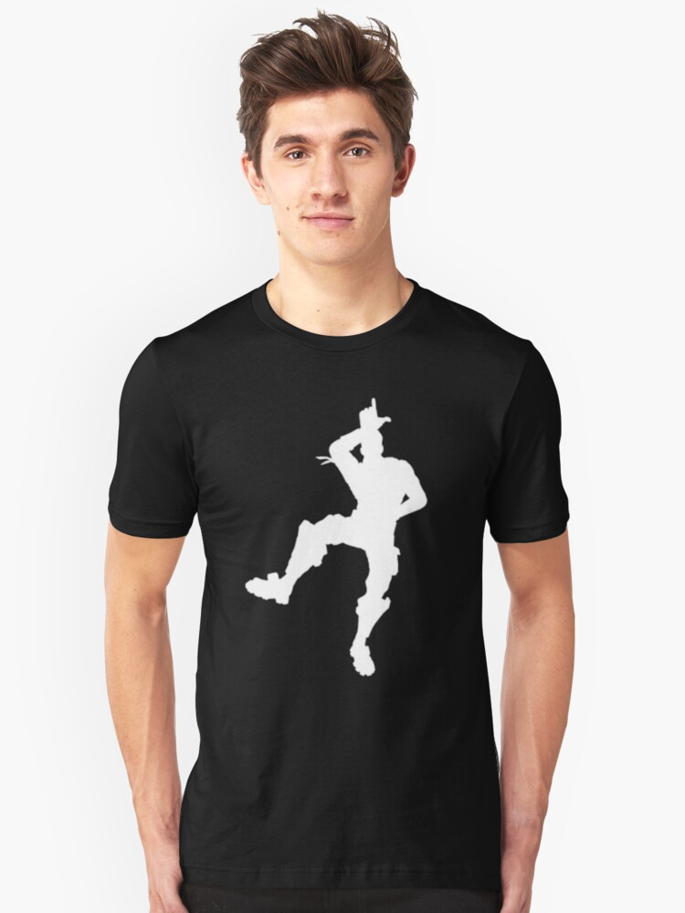 FORTNITE DANCE Unisex T-Shirt Front