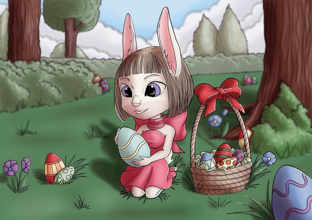Easter by Naruokami