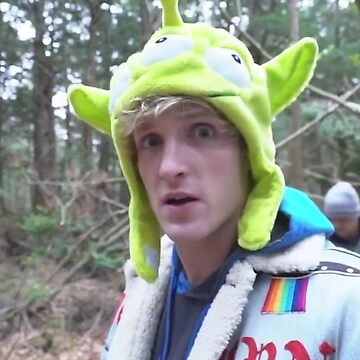 Logan Paul - Suicide Forrest by Connorlikepie
