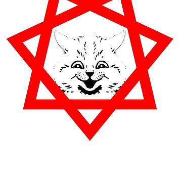 Babalon Cat by HierosGamos