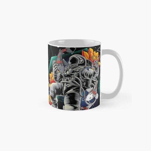 Lucky Spaceman Classic Mug