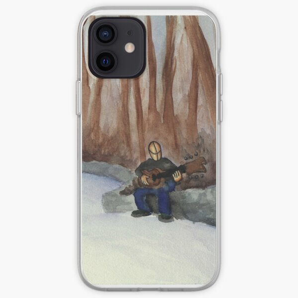 Aught Media – Snowy iPhone Soft Case