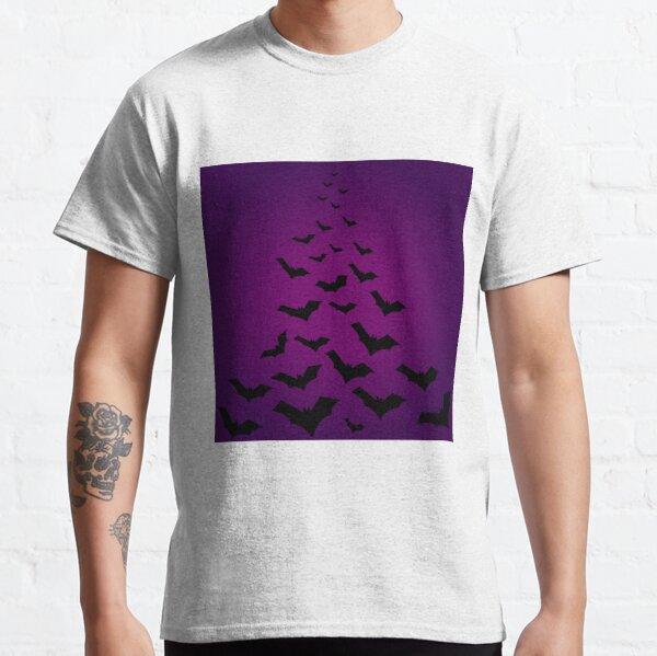 #27 Bats Camiseta clásica