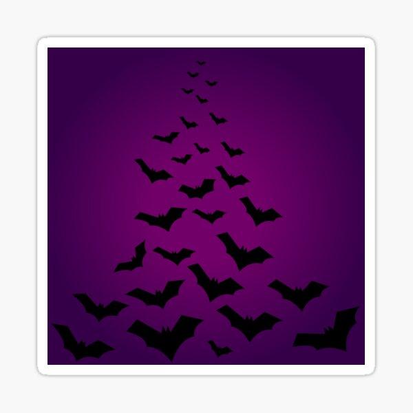 #27 Bats Pegatina