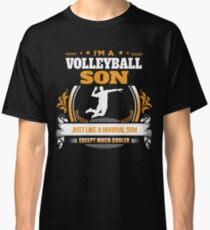 Volleyball Son Christmas Gift or Birthday Present Classic T-Shirt