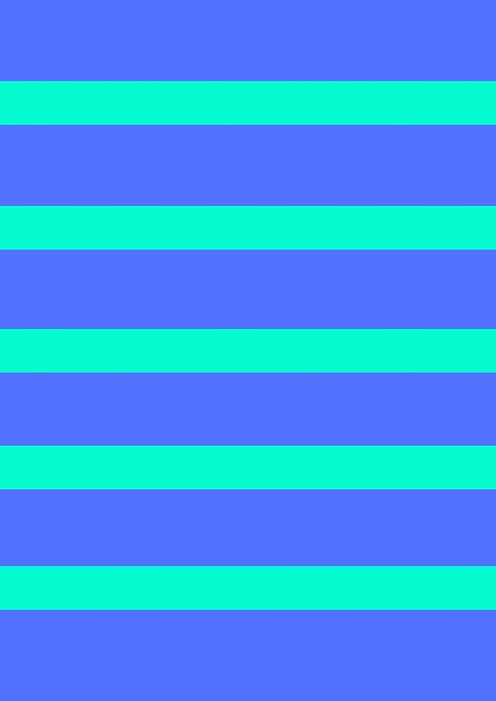 Stripes Stripey Striped Blue Turquoise Aqua Modern Abstract by ladyluck777