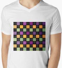 #29 Happy Hallowenn  Camiseta para hombre de cuello en v