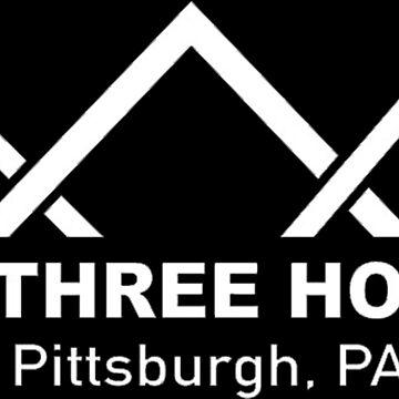 BIG THREE HOMES by alicemartinez52