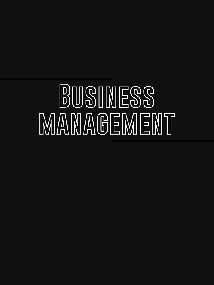 business management by Dakin98