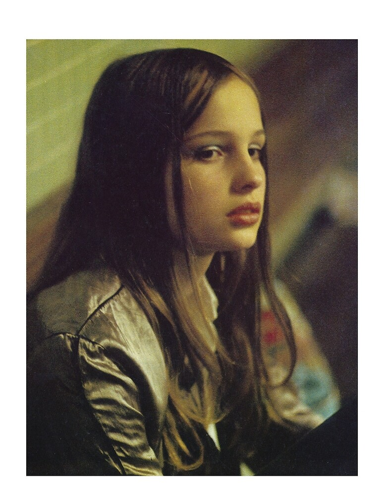 christiane f by hangtheguille