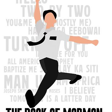 The Book Of Mormon by HenryBourke767