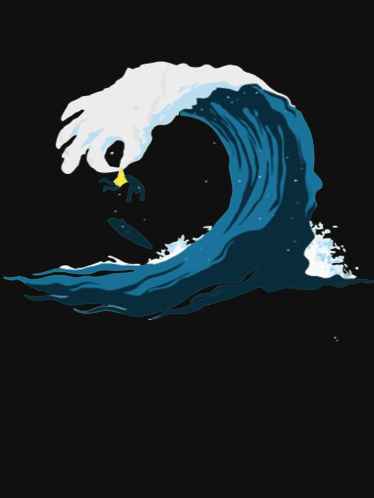 No Surfing t shirt by Caitlin123123