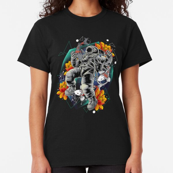 Lucky Spaceman Classic T-Shirt
