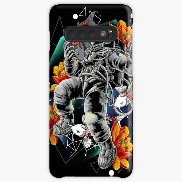 Lucky Spaceman Samsung Galaxy Snap Case