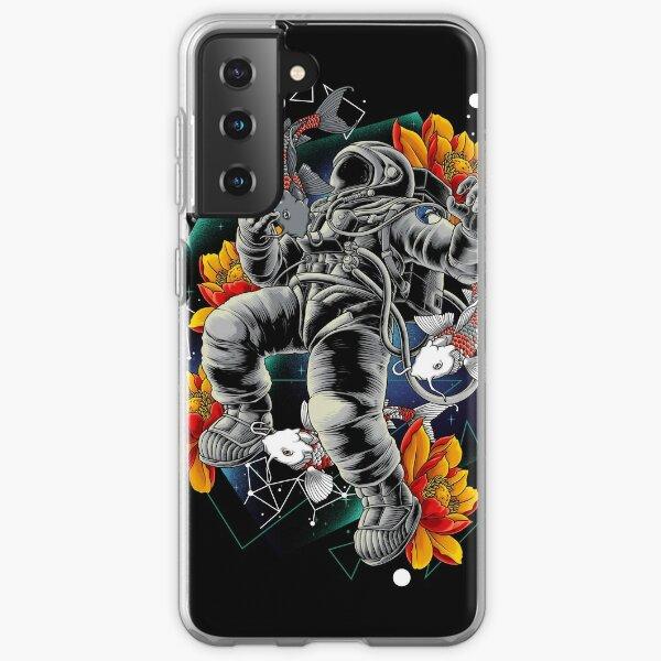 Lucky Spaceman Samsung Galaxy Soft Case