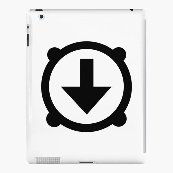 Batterhead Down Logo iPad Snap Case