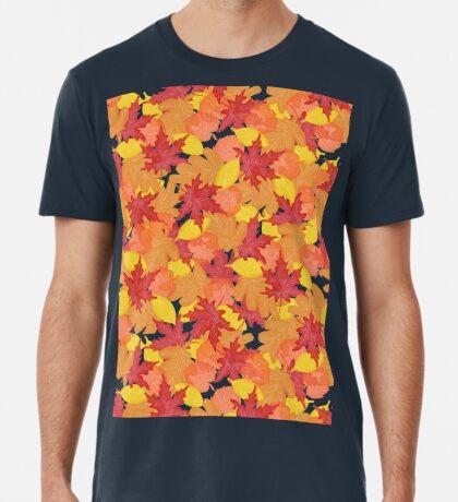 Bright Fall #redbubble #fall Premium T-Shirt