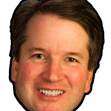 Brett Kavanaugh - Face 1 by DeplorableLib