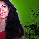 The girl by Sunil Bhardwaj