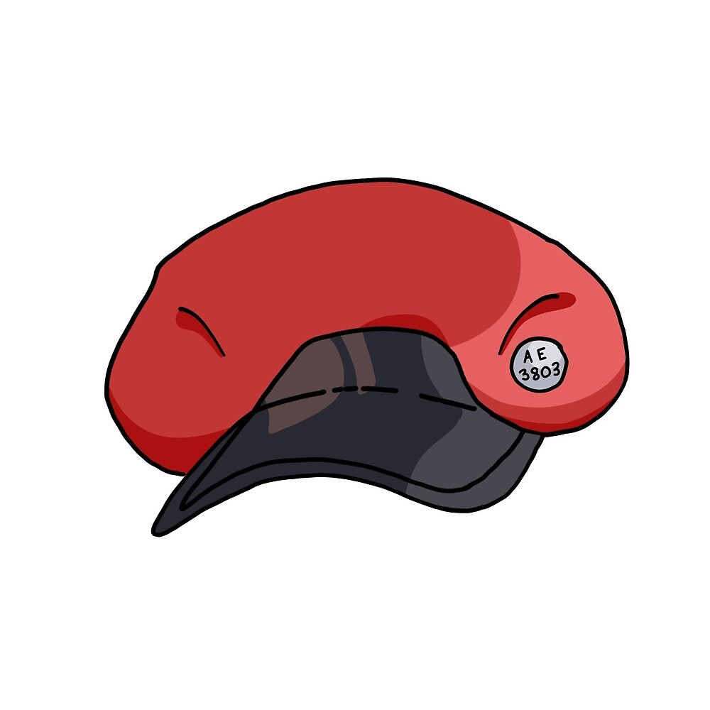 Red Blood Cell Hat by kymketches