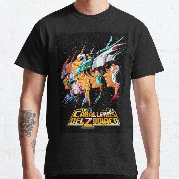 LOS CABALLEROS DEL ZODIACO Camiseta clásica