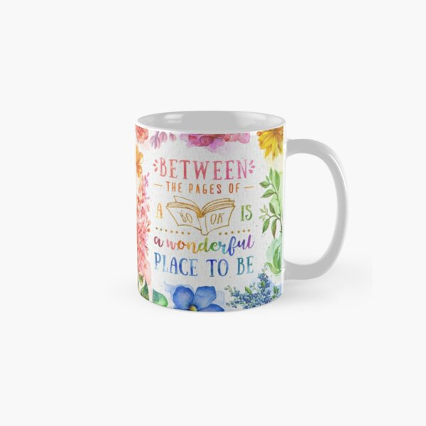 Between the pages Classic Mug
