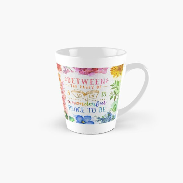 Between the pages Tall Mug