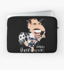 Soccer Zlatan Ibrahimovic Laptop Sleeve