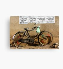 Cruiser bike Canvas Print
