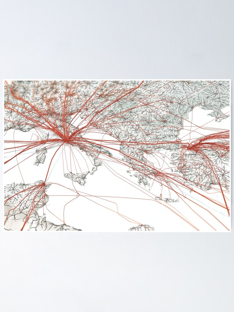 Alternate view of Flights to Rome Poster