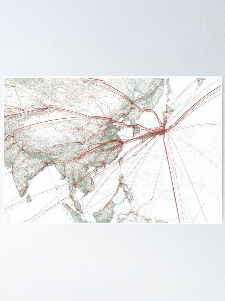 Alternate view of Flights to Tokyo Poster