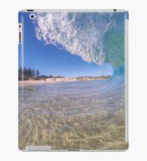 City Beach Alive iPad Case/Skin