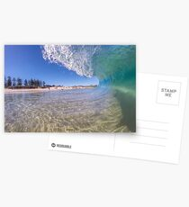 City Beach Alive Postcards