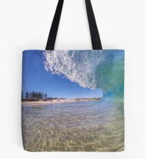 City Beach Alive Tote Bag