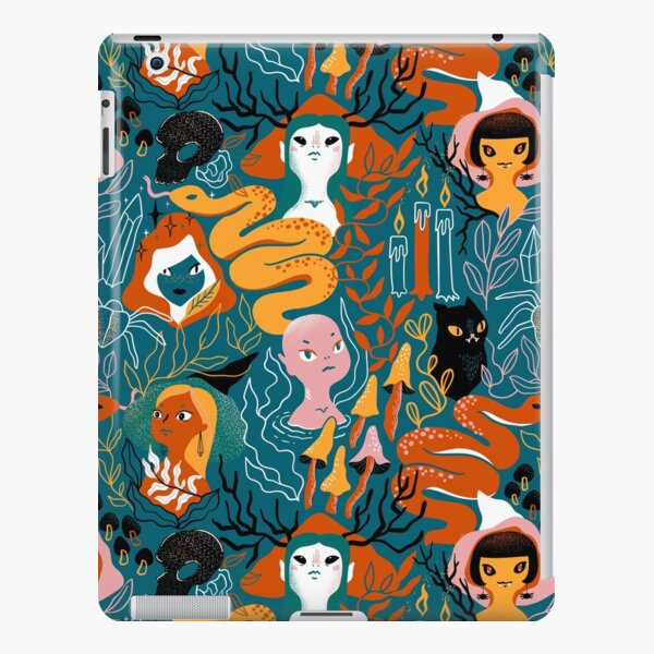 Coven. Witch magic sisters. iPad Snap Case