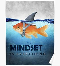 Mindset Is Everything Poster
