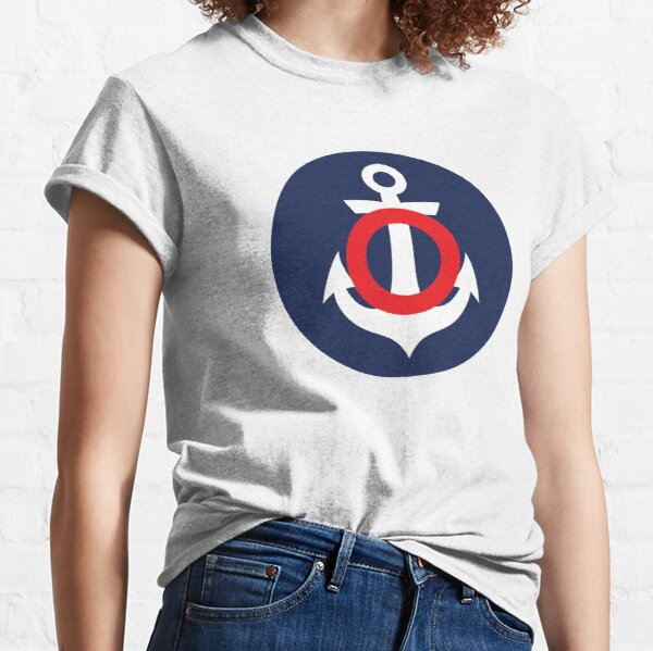 Nautical Theme Classic T-Shirt