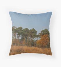 Heathland Throw Pillow