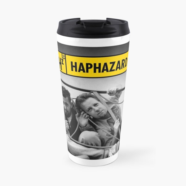Haphazard (band image 1) Travel Mug