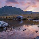 Dove Lake, Cradle Mountain, Tasmania by Paul Fleming