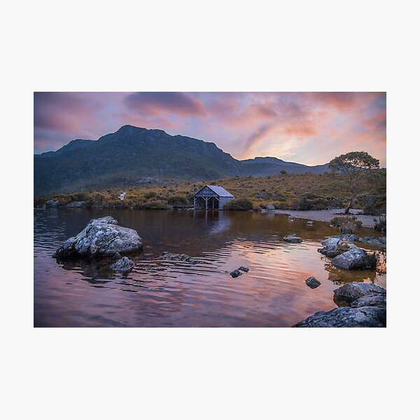 Dove Lake, Cradle Mountain, Tasmania Photographic Print