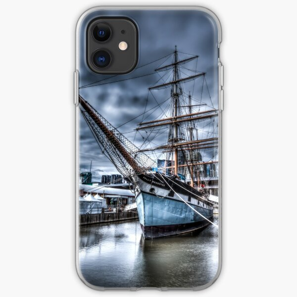 Polly Woodside iPhone Soft Case