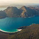 Wineglass Bay, Tasmania by Paul Fleming
