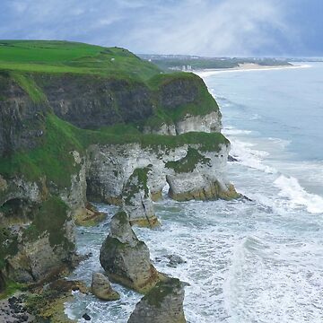 Whiterocks Beach, Portrush, Northern Ireland by stuartk