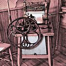 An old washing machine... by deahna
