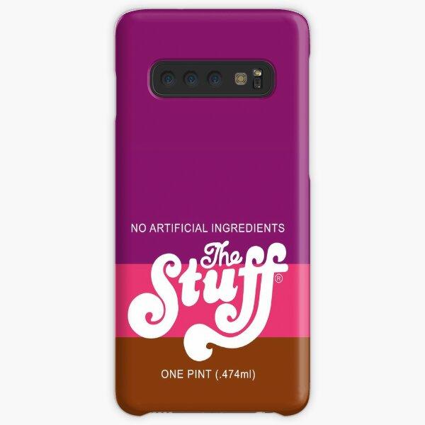 The Stuff - Horror Movie Samsung Galaxy Snap Case